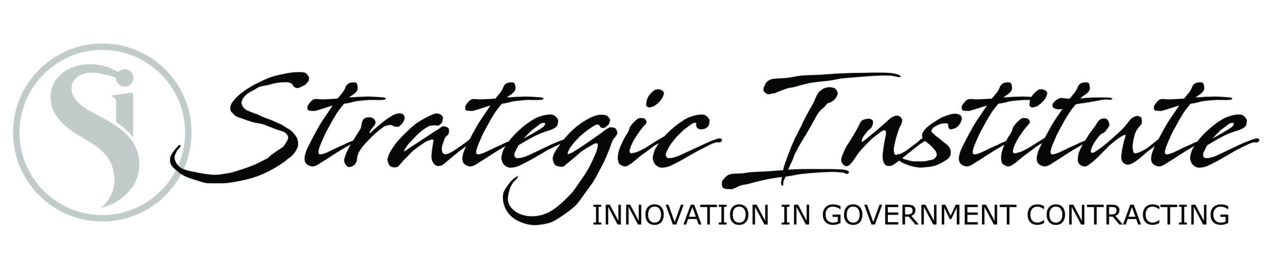 Strategic Institute for Innovation in Government Contracting